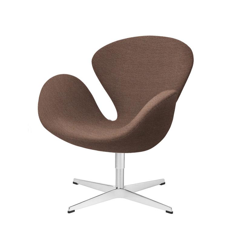 Кресло Fritz Hansen 3320,Swan  chair . Изображение 1