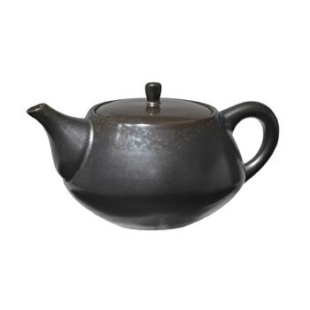 Чайник Broste Copenhagen Esrum night  grey\brown
