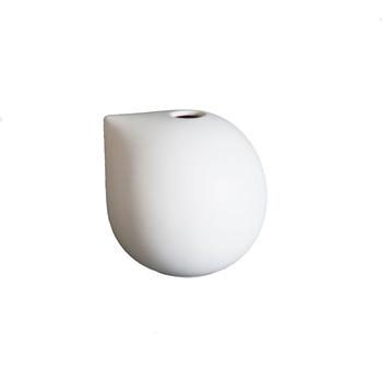 Ваза DBKD NIB, размер Small, цвет white