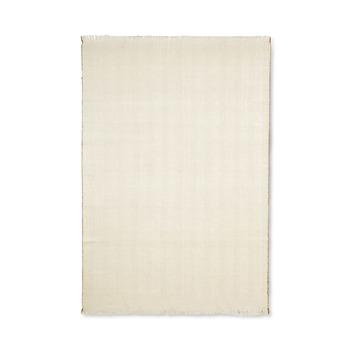 Одеяло Ferm Living Herringbone Blanket Off-white