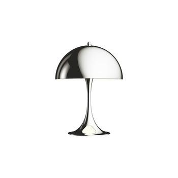 Настольная лампа Panthella table mini led 27k chrome