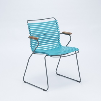 Стул HOUE Click Turquoise