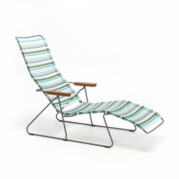 Шезлонг HOUE Sunlounger Multi color