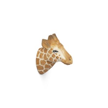 Крючок Ferm Living  Animal Hand-Carved Hook Giraffe