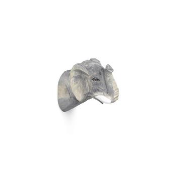 Крючок Ferm Living  Animal Hand-Carved Hook Elephant