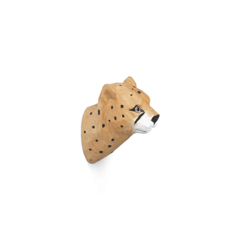Крючок Ferm Living  Animal Hand-Carved Hook Cheetah