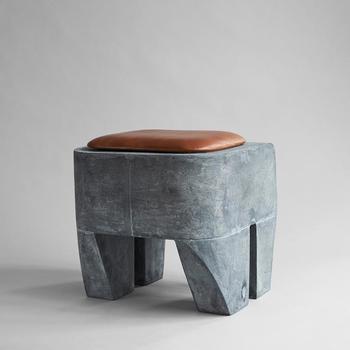 Стул 101 COPENHAGEN Sculpt Stool Concrete