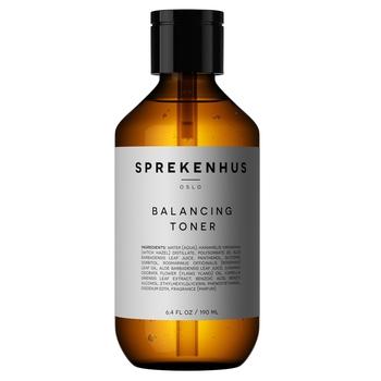 Балансирующий тоник для лица Sprekenhus Balancing Toner, 190 ml