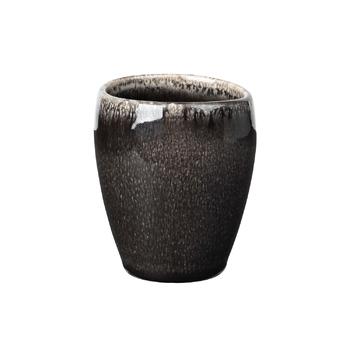 Чашка для эспрессо Broste Copenhagen Nordic coal  charcoal