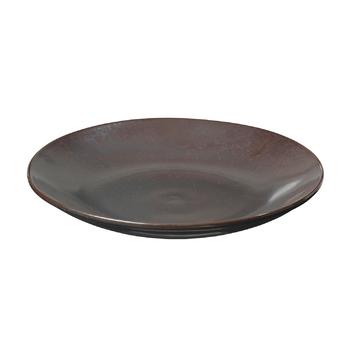 Тарелка Broste Copenhagen Esrum night grey\brown