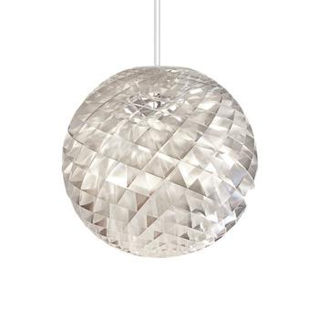 Подвесной сферический светильник Patera 600 Pend max 100 W E27 silver