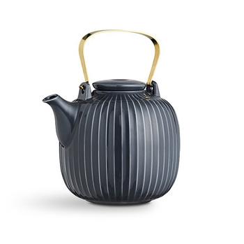 Чайник Kähler HAMMERSHØI anthracite