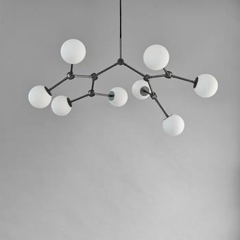 Подвесной светильник 101 COPENHAGEN Drop Chandelier Bulp, Mini