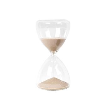 Настольные песочные часы Broste Copenhagen Klok castlerock\taupe