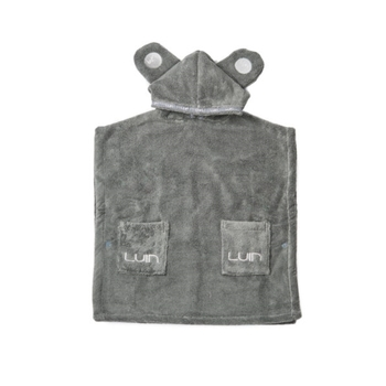 Пончо Luin Spa Poncho towel Granite
