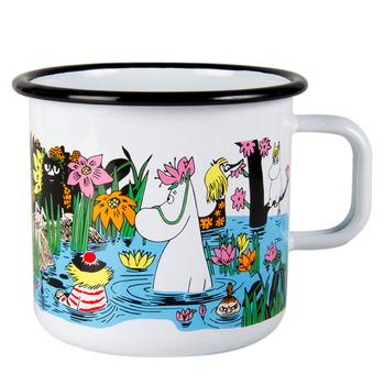 Чашка Muurla, Trip to the pond