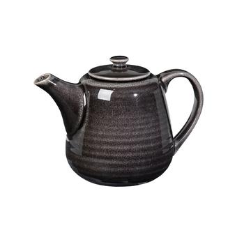 Чайник на 1 персону  Broste Copenhagen Nordic coal  charcoal