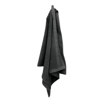 Полотенце The Organic Company  Everyday Bath Towel to wrap dark grey
