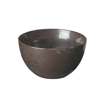 Миска Broste Copenhagen Esrum night grey\brown