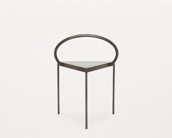 Стул Frama Triangolo Chair Black