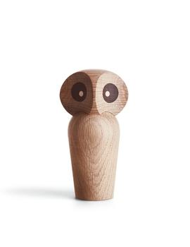 Статуэтка в виде совы Architectmade Owl small natural