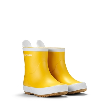 Пара резиновых ботинок Tretorn Wings Kids col Yellow