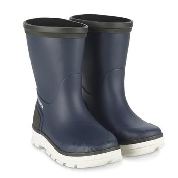 Пара резиновых ботинок Tretorn детские Aktiv col.Navy size 37