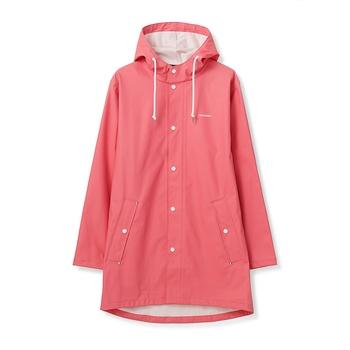 Куртка женская Tretorn Wings Rainjacket col Coral