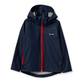 Детский дождевик Tretorn Kids Packable Rainset col Navy