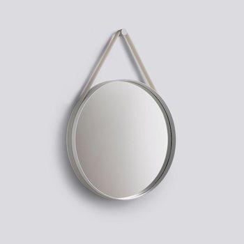 Настенное зеркало Hay Strap Ø50