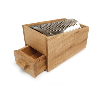 Терка для сыра Sagaform Oak Cheede grater