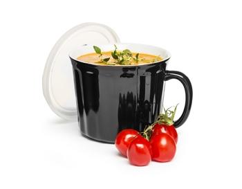 Кружка для супа Sagaform black