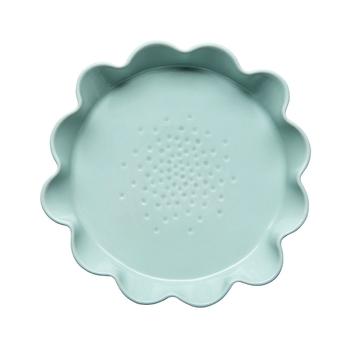 Тарелка Sagaform Picadilly turquoise