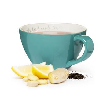 Чашка Sagaform Tea turquoise