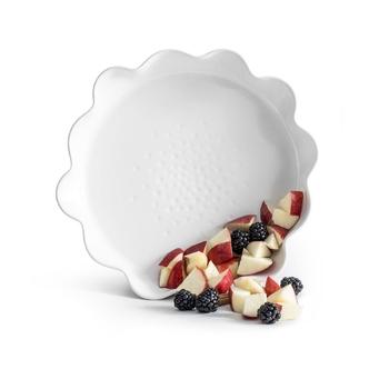 Тарелка Safaform Picadilly white