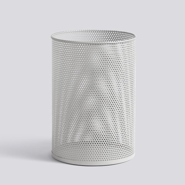 Корзина Perforated Bin L light grey. Изображение 1