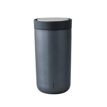 Термокружка Stelton To go Click, dark blue, metallic