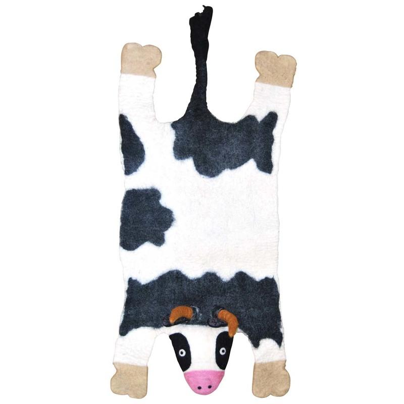 Ковер Klippan Cow. Изображение 1