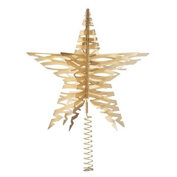 Верхушка для елки Stelton Tangle Christmas tree star