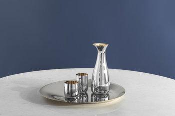 Графин с пробкой и стаканы The Norman Foster Collection