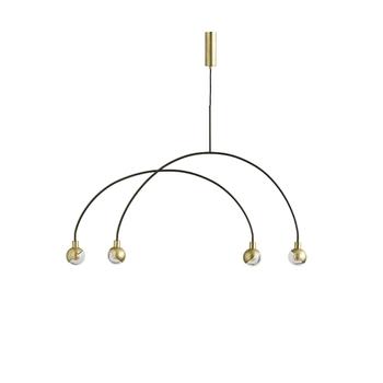 Подвесной светильник NORR11 Arc Pendant Lamp, Mobile