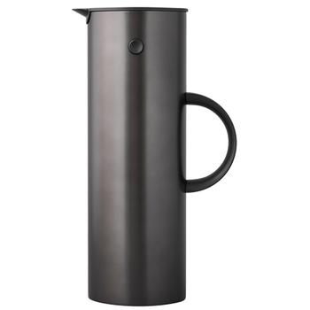 Термос Stelton Vacuum jug  black metallic