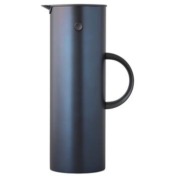 Термос Stelton Vacuum jug  blue metallic