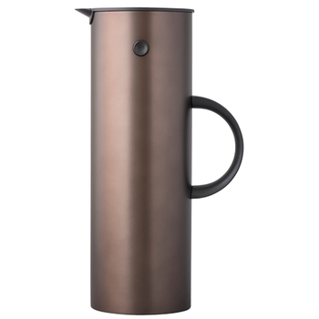 Термос  Stelton Vacuum jug  brown  metallic