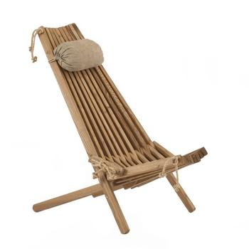 Кресло Eco Furn с подушкой