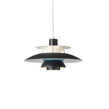 Подвесной светильник Louis Poulsen PH5  dark grey