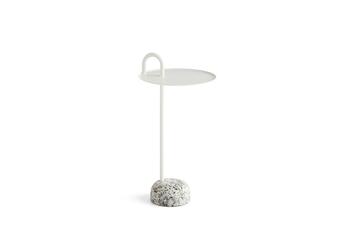Столик Bowler Cream white