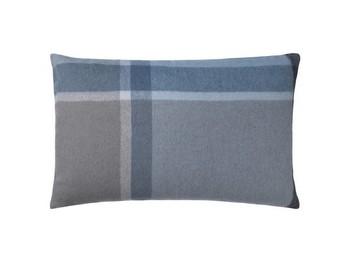 Наволочка для подушки Elvang Manhattan blue\dust