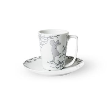 Чашка с блюдцем Wik & Walsoe Alv
