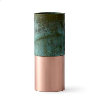 Ваза &Tradition True Colour Vase LP3 colour Green cooper